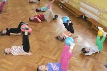 Náš den při treninku tanečního studia 4ever v Prachaticích.