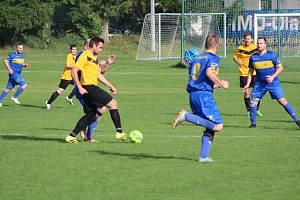 Fotbalové soutěže na Prachaticku pokračovaly dalším kolem.