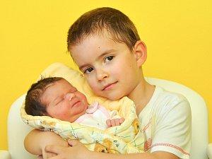 Ve strakonické porodnici se ve středu 18. dubna osm minut po půl sedmé ráno narodila  Petra Vojtová. Vážila rovná čtyři kila. Doma se na malou sestřičku těší pětiletý Stáník. Rodiče Petra a Stáňa své děti vychovávají ve Vimperku.