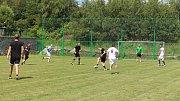 Lažišťský sportovní areál žil dalším ročníkem soutěží, tentokrát Dvory 2018.