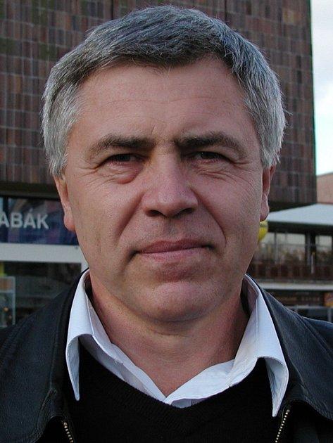 Nový senátor Miroslav Krejča