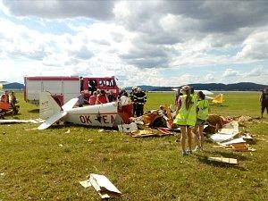 Letecká nehoda ve Strunkovicích