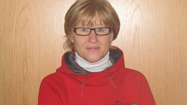 Milena Matějková.