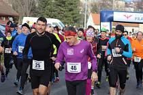 Druhý svátek vánoční patřil v Prachaticích 38. ročníku Štěpánského běhu.