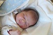 Emílie HAMONOVÁ, Prachatice. Narodila se v pátek 19. října ve 4 hodiny a 32 minutv prachatické porodnici, vážila 3670 gramů. Má sourozence Matyáše (4,5 roku) a Johanku (22 měsíců). Rodiče: Nikola Viktorová a Miroslav Hamon.Foto: Deník/Nikola Beranová