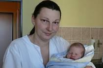 Petr Půbal se narodil v prachatické porodnici v pondělí 11. ledna čtyřicet minut po půlnoci. Vážil 3850 gramů a měřil 52 centimetrů. Doma ve Vimperku na malého Petra a maminku Michaelu čekal tatínek Stanislav a sestřička Eliška (6 let).