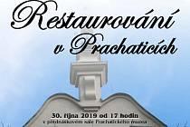 Restaurování v Prachaticích