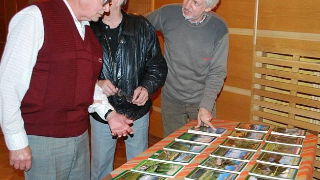 Ve Vimperku se slavily kalendáře.