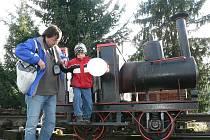 V Novém údolí se slavilo sto let založení tratě Volary-Pasov.