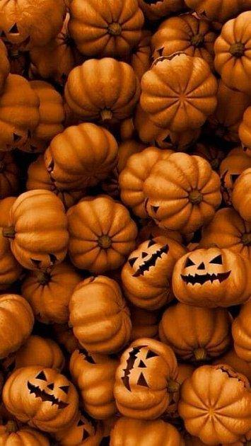 Barbarský halloween