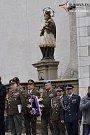 Vimperští si připomněli válečné veterány.