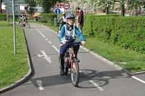V Prachaticích se v úterý 5. května uskutečnilo v areálu DDM a dopravního hřiště okresní kolo Dopravní soutěže mladých cyklistů. Žáci základních škol a víceletých gymnázií museli zvládnout jízdy, první pomoc i dopravní testy.