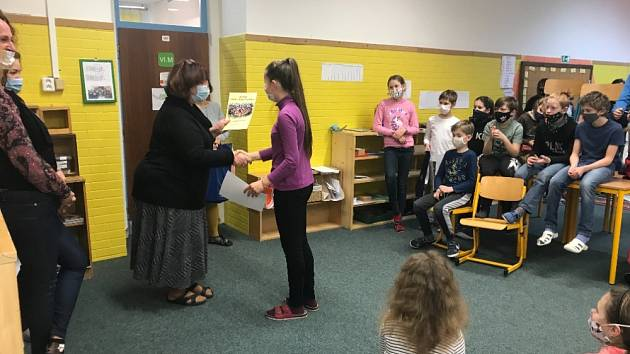 V Montessori ocenili talenty.