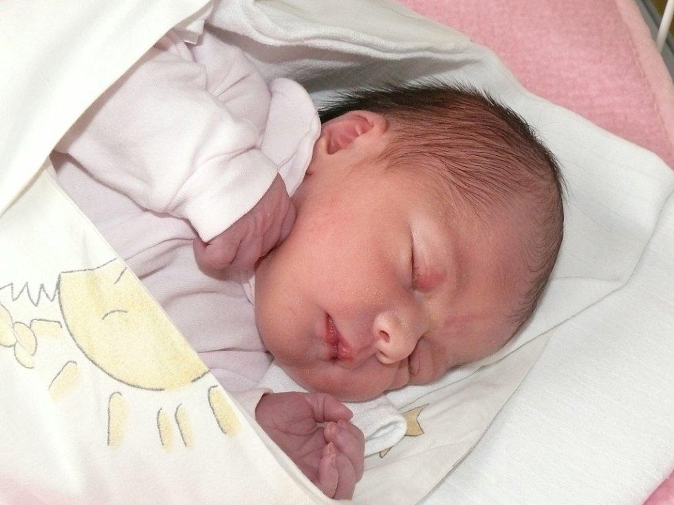 Amálie Nela Geierová z Prachatic se narodila v písecké porodnici v pondělí 29. dubna dvacet dva minut po páté hodině odpolední. Při narození vážila 2700 gramů a měřila 47 centimetrů.