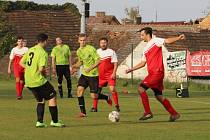 Fotbalový OP Prachaticka: Netolice B - Lhenice B 0:3.