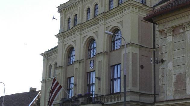 Město získalo dotaci ve výši 250 tisíc korun a najalo firmu, která provedla sanaci nebezpečného svahu. Ilustrační foto.