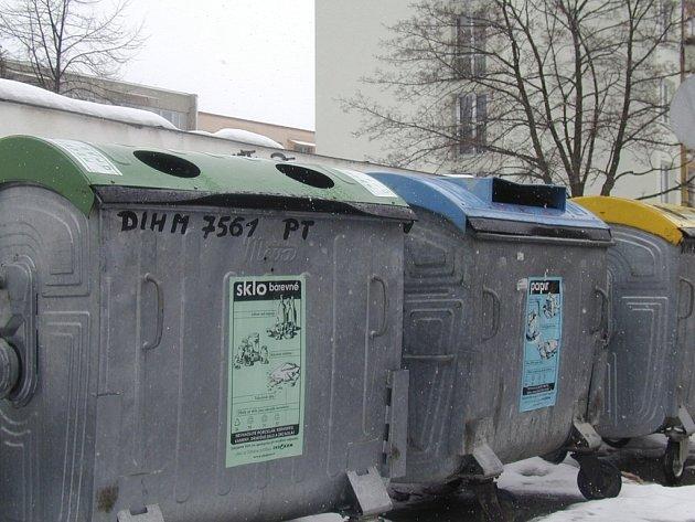 Obyvatelé Netolic si ve třídění odpadu vedou velice dobře. Ilustrační foto.
