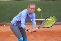 Kamila Neradová skončila druhá na republikovém turnaji žen ve Strakonicích.