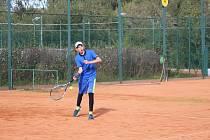 Mladí tenisté sehráli okresní přebory Prachaticka.