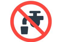 (Ne)pitná voda. Ilustrační foto.