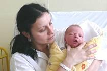 Oldřich Hrabě  se narodil v prachatické porodnici v neděli 17. února v 9 hodin. Vážil 3900 gramů a měřil 52 centimetrů. Rodiče Andrea a Oldřich jsou z Prachatic. Doma se na brášku těšili sourozenci Andrea (12 let), Natálka (11 let) a Davídek (2 roky).