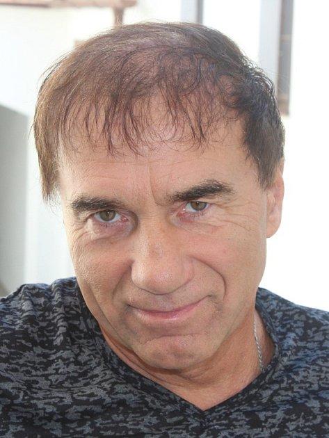Ivo Trojan, kapelník skupiny Parkán