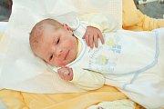 Jan BOUDA, Vlkonice. Narodil se 13. listopadu v 19 hodin a 45 minut ve strakonické porodnici, vážil 3020 gramů. Rodiče: Milada a Jan.