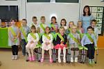 První školní den v Základní škole ve Zdíkově.