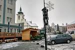 Přípravy na první adventní víkend ve Volarech jsou v plném proudu.
