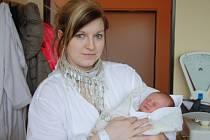 Nikola Šimčíková se v prachatické porodnici narodila v úterý 20. ledna v 1.25 hodin. Holčička při narození vážila 2960 gramů. Doma v Prachaticích na malou Nikolu a maminku Janu čeká tatínek Ivan.
