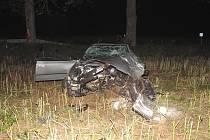 Na vážnou dopravní nehodu měla zásadní vliv rychlost.