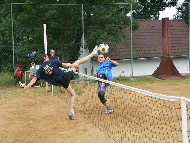 V Husinci zvítězil tým Miko z Volar