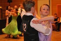 Velikonoční pondělí trávili mimo jiného tanečníci i soupeřením na parketu o Vimperský křišťál.