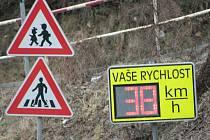 Dva nové radary jsou v Prachaticích nastálo umístěny v Husinecké ulici a na obchvatu směrem na Volary.