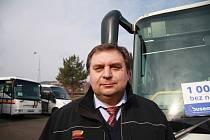Vimperští řidiči mají mezi sebou dalšího milionáře. Je jím Václav Hlavnička.