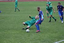 Tatran Prachatice hostil tým z Plané u Českých Budějovic.