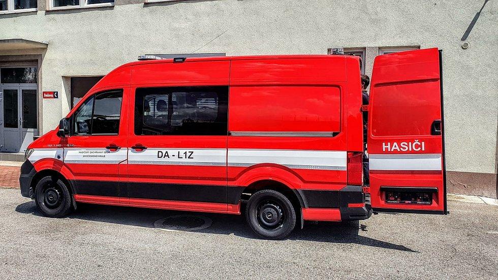 Hasiči ve Vimperku a Českých Budějovicích mají nová auta.