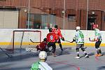 Hokejbalový regionální přebor: HBC Flames Volary - Platan Protivín 1:11.