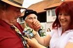 Chlumanští chtěli oženit Konopičáka.