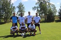 Volarští uspořádali turnaj v malém fotbale.