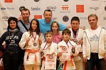 Mladší žáci Tatranu přivezli čtyři bronzy