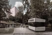 Kulturních akcí ve Vimperku bude zase více. Pánové Šimon a Štěpán Blaschkovi vymysleli projekt Parkbouda, kde chystají nabídnout program pro mladé lidi i rodiny s dětmi. Chybět nesmí ani občerstvení a posezení pod širým nebem.