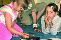 TÁBORY. Rodiče mají pro své děti na výběr, zda chtějí, aby strávilo týden třeba v Nové Peci, nebo bylo na příměstském táboře a denně se vracelo domů.