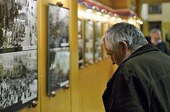 Zahájení výstavy Stopy století ve Vimperku.