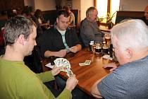 V prachatické restauraci Almara se konal další z turnajů v Bulce. Vyhrál Robert Dušek před Ladislavem Markem.