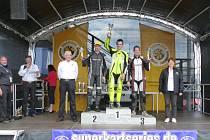 Adam Kout vyhrál závod ESS na Hockenheimringu