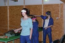 Ostravští střelci trénovali v Hracholuskách.