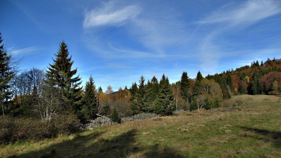 Dolní Krásná Hora.