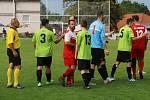 Fotbalový okresní přebor Prachaticka: Lhenice B - Netolice B 2:2.