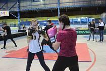 Pro Tamaru Simetovou je box sportem číslo jedna.
